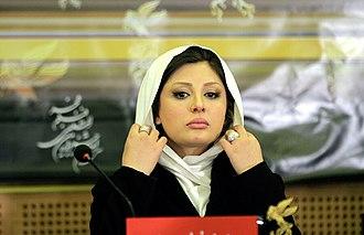 Niusha Zeighami - Niusha Zeighami in Fajr Festival