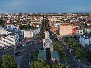 Nollendorfplatz square in Berlin, Germany