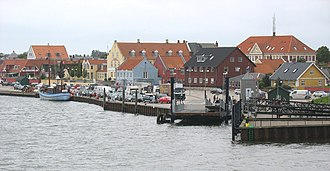 Nordby - Nordby Waterfront