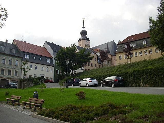 Kirche Hohenstein Ernstthal