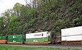 Norfolk Southern Railway container train (10 May 2016; Horseshoe Curve, Pennsylvania, USA) 4 (26448546553).jpg