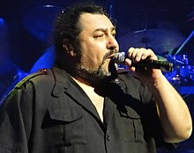 Norman Hassan with UB40, Birmingham Symphony Hall, 2010