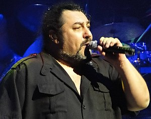 Norman Hassan - Norman Hassan with UB40, Birmingham Symphony Hall, 2010