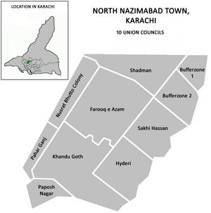 North Nazimabad - North Nazimabad