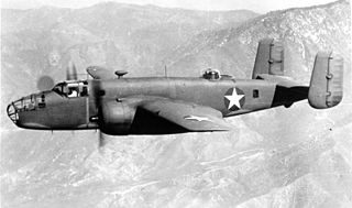 North American B-25 Mitchell family of medium bomber aircraft