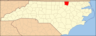 National Register of Historic Places listings in Warren County, North Carolina