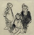 Notes from Belsen Camp, 1945 Art.IWMARTLD5747a.jpg