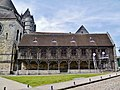 Noyon Ex-Cathedrale Notre-Dame Bibliothèque 1.jpg