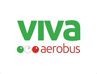 VivaAerobús - Image: Nuevo vivaaerobus logotipo original