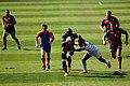 Nyanga avoids tackle from Fall.jpg