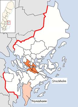 Nynäshamn Municipality in Stockholm County.png
