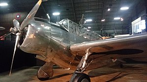 North American O-47 - O-47B at Wright-Patterson National Museum of the USAF
