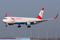 OE-LAY - B763 - Austrian Airlines