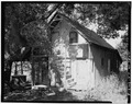OLD HOUSE, LOOKING EAST - Picchetti Winery, 13100 Montebello Road, Cupertino, Santa Clara County, CA HABS CAL,43-CUP,2-5.tif