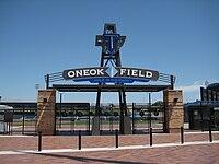 ONEOK Field Entrance.jpg