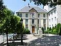 Obélisque et lycée Vaugelas de Chambéry (été 2018).JPG