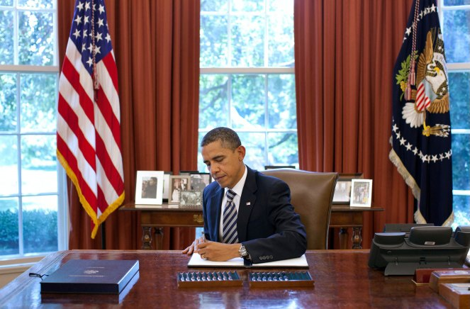 Obama signs Budget Control Act of 2011