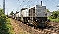 Oberhausen Osterfeld duo Oak-Capital met VTG wagons (9312957461).jpg