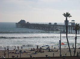 oceanside pier wikipedia