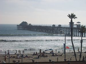 Oceanside, California - Oceanside Pier