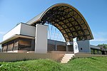 Odate Noshiro Airport outdoor stage 2.jpg