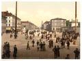 Odeonplatz (i.e. Odensplatz)and Ludwigstrasse, Munich, Bavaria, Germany-LCCN2002696146.tif