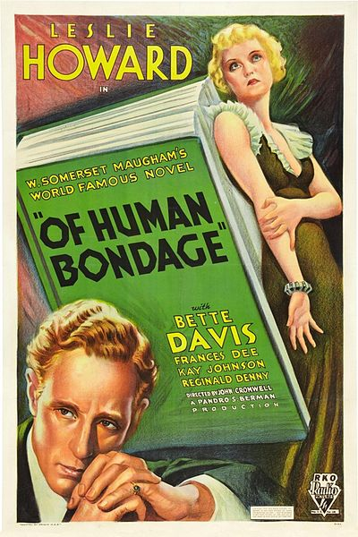 Picture of a movie: Of Human Bondage