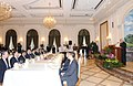 Official dinner reception was hosted in honor of Ilham Aliyev in Singapore, 2012 02.jpg