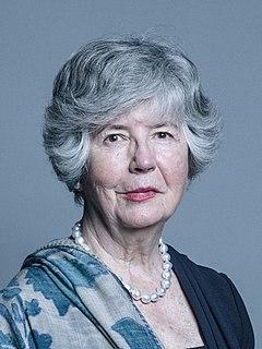 Sarah Hogg, Viscountess Hailsham English economist, journalist and life peer