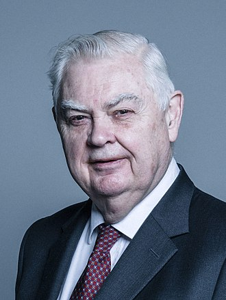 Norman Lamont - Norman Lamont in 2018