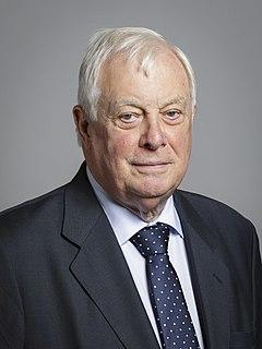 Chris Patten British politician