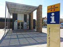 La ametlla de mar wikipedia la enciclopedia libre - Oficina de turismo de barcelona ...
