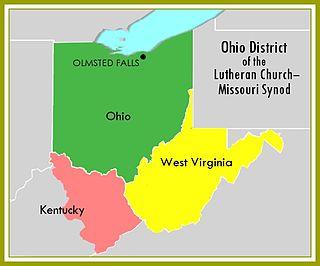 Ohio District of the Lutheran Church–Missouri Synod