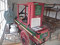 Okeford Fitzpaine, old fire engine - geograph.org.uk - 1752210.jpg