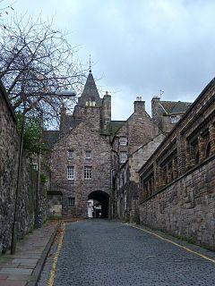 Wynd Type of street in Britain