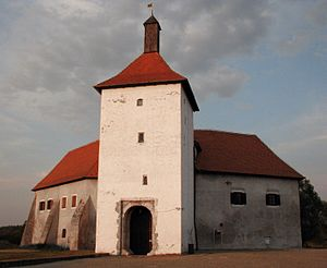 Sigismund Ernuszt - Đurđevac Castle: an important fortress of Sigismund Ernuszt