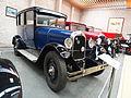 Old blue Citroën of the Association Lorraine des Amateurs dAutomobiles, pic1.JPG