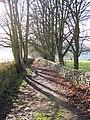 Old lane above Avon Valley in Winsley - geograph.org.uk - 284363.jpg