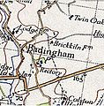 Old map of badingham.jpg