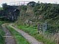 Old railway bridge at Burnside Farm, Girvan - geograph.org.uk - 262881.jpg