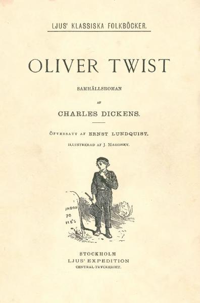 File:Oliver Twist - Samhällsroman.djvu