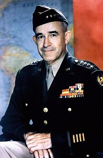 Omar Bradley - General Omar Bradley, 1949