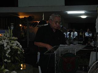 Francisco Nemenzo Jr. Filipino political scientist, educator, and activist