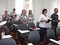 Ordem Franciscana Secular (Brasil). 35 Capítulo Ordinário Avaliativo e Assembléia Extraordinária Nacional - 14 a 16 mar. 2014, Porto Alegre 046.JPG