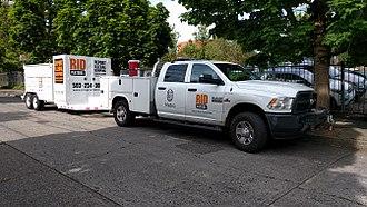Metro (Oregon regional government) - Metro operates the Regional Illegal Dumping patrol