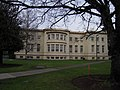Oregon State Hospital Receiving Ward Building-south facade 2.jpg
