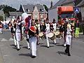Origny-en-Thiérache (Aisne) défilé soldats Napoleoniens - Les Vétérans bourgeois 15-06-2014 (07).JPG