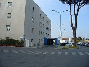 Ospedale San Filippo Neri - Roma - Ingresso Pr...