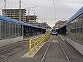 Ostrava, Náměstí Republiky, tramvajový terminál, průhled.jpg