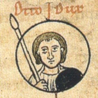 Otto I, Duke of Saxony - Image: Otto I, Duke of Saxony